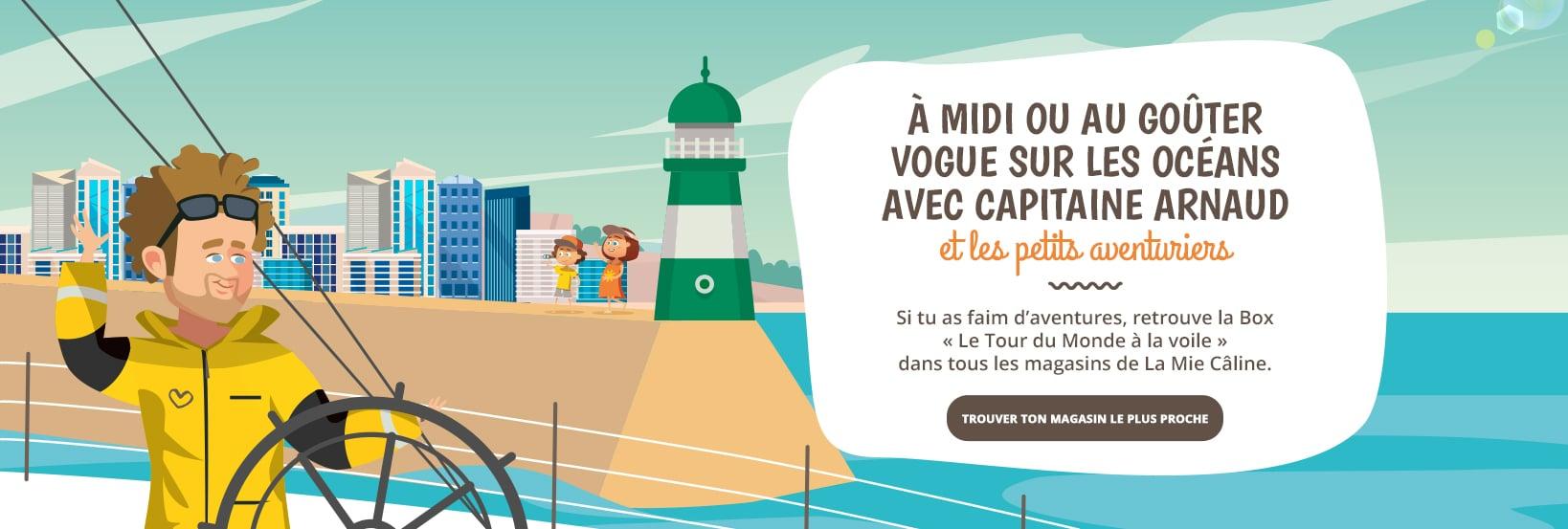 Vendée globe 2020 : Le tour du monde à la voile - Capitaine Arnaud et ...